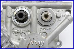06 Harley-Davidson Dyna FXDL OEM CAMSHAFT CAM SUPPORT PLATE OIL PUMP, 25358-06