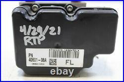 09-13 Harley-davidson Touring Oem Brake Abs Pump Unit Module 40649-08 48343-09