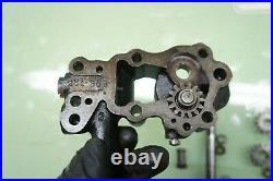 1939 Harley Fl Rigid El Ul Knucklehead Panhead Flathead Oem Oil Pump Cl7