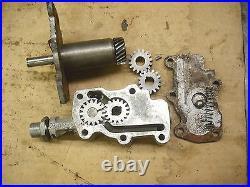 1967-76 AMF Harley Davidson XLCH XLH engine oil pump 26204-67