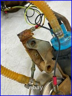 2002 Harley Davidson Flh Electra Glide Fuel Pump Sending Unit Works As It Should