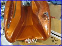 2005 Harley Road King EFI Fuel Tank VGC WithFuel Pump FLHR 2002-2005(2006-2007)