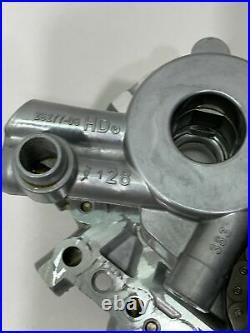 2009 Harley-Davidson FLTRSE3 Road Glide CVO 110 255 Cams Camshaft Plate Oil Pump