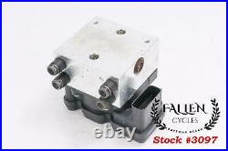 2013 Harley Electra Glide Touring ABS Pump Controller Module Unit 40601-08A