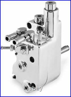 Bikers Choice Polished Aluminum Oil Pump Harley Davidson `73-91 Big Twin 301459