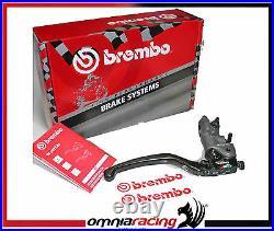 Brembo Radial Master Cylinder Brake Pump 19 Rcs 1 Handlebar Harley Davidson