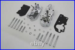 Chrome Oil Pump Assembly fits Harley-Davidson, by Sifton