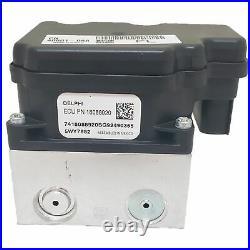 Delphi Anti Lock ABS Pump Module 40601-08A For Harley-Davidson 09-19