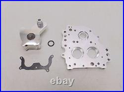 Feuling Harley-Davidson OE+ Oil Pump/Cam Plate Kit for Gear Drive 7080