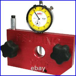 Feuling Motor Oil Pump Corporation Pinion Shaft Run Out Tool 9015 49-6391