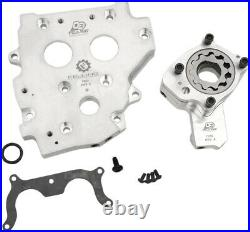 Feuling OE+ Oil Pump/Cam Plate Kits 7086 for 2000-06 Harley Twin Cam