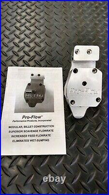 HARLEY DAVIDSON PRO-FLOW BILLET OIL PUMP for EVO Big Twin Models