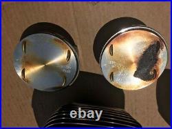 Harley Davidson 114 Cylinders Pistons Cam Plate Oil Pump Engine M8 Oil Cooled