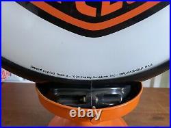 Harley Davidson Gas Pump Globe