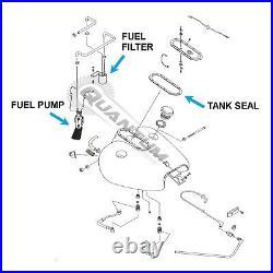 Harley-Davidson Intank EFI Fuel Pump FLHR-I Road King 95-98 +Regulator 61342-95A