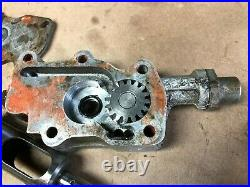Harley Davidson Ironhead K Model Ironhead Oil Pump 26215-52