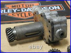Harley Davidson Ironhead K Model oil pump 26215-52