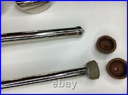 Harley Davidson Jd V VL DL Rl Oil Pump Caps Priming Pump Set 1925 1935 Flathead