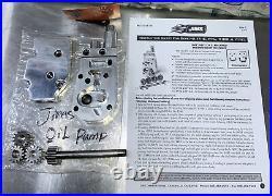 Harley Davidson Jims Billet Oil Pump #1711L 73-Up Big Twin Polished N56