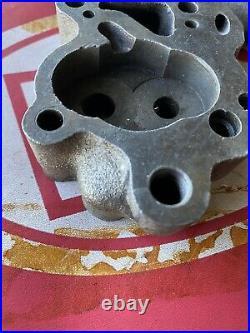 Harley Davidson Knucklehead Oil Pump Knuckle EL FL Rare Engine Motor Bobber