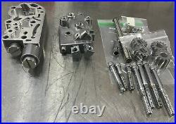 Harley Davidson S&s Oil Pump Assembly Polished Shovelhead Motor Display Newn88