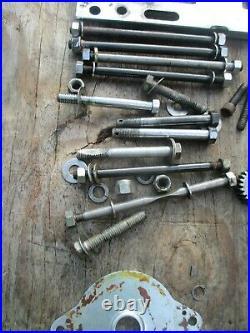 Harley Davidson Shovelhead S&s Oil Pump Case Bolts Transmission Mount Misc