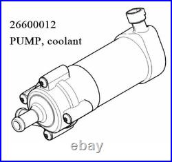 Harley Davidson Touring Electric Coolant Water Pump