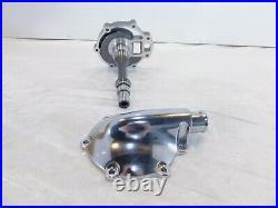 Harley Davidson V-Rod VRSC VRod Engine Motor Coolant Water Pump with Chrome Cover