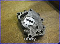 Harley Davidson WL G GE Oil Feed pump Complete 26203-37