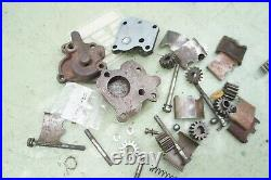 Harley El Ohv Rigid Fl F Knucklehead Panhead Oem Oil Pump Parts 2431