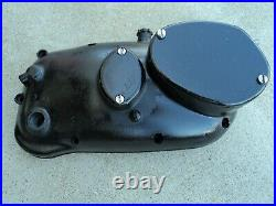 Harley Z-90 Clutch Cover with Oil Pump 1973 Aermacchi