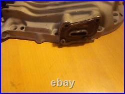 Harley davidson wla, wlc, g flathead 45ci cam gear cover+oil pump military, used