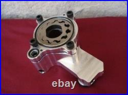 High Flow Billet Oil Pump Harley Twin Cam 88 1999-2006 Replaces Oe # 26035-99a
