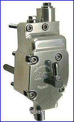 High Flow Polished Oil Pump 1992-1999 Harley Evolution Big Twin Evo Motor Engine