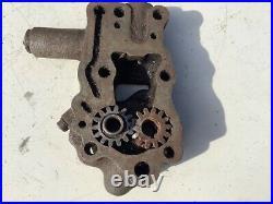 Oil Pump Knucklehead Panhead Harley-davidson Engines