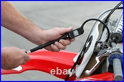 Progressive Suspension GP4 Air Shock Digital Gauge Pump Harley Davidson Touring
