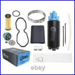 QFS Fuel Pump +Reg+Gasket+Filter 75268-07F 07-19 Harley-Davidson Sportster XL883