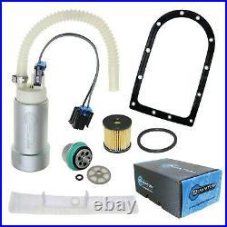 Quantum EFI Intank Fuel Pump + Filter Kit 2004-19 Harley-Davidson Dyna 61016-04B