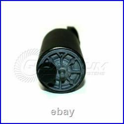 Quantum Fuel Pump + Regulator for Harley-Davidson 02-06 V-Rod / Black 75146-06