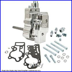 S&S Cycle 31-6206 Standard Billet Oil Pump Only Kit For 1992-99 HD Big Twins