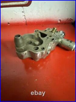 VIntage Harley Davidson OEM 1941 Knucklehead Motor Oil Pump Body Gear 4037