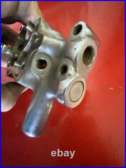VIntage Harley Davidson OEM Knucklehead Panhead Motor Oil Pump Body 4815