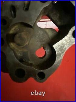 VIntage Harley Davidson OEM Knucklehead Panhead Oil Pump Body 4298