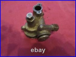 Vintage 1920s 1930s harley j jd oil pump