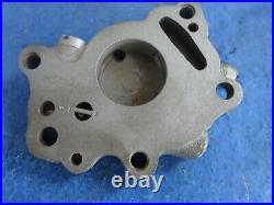 Vintage Harley Knucklehead Panhead 45 Oil Pump Outer Cover